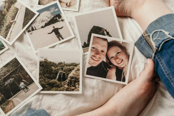 結婚式で使う写真選び